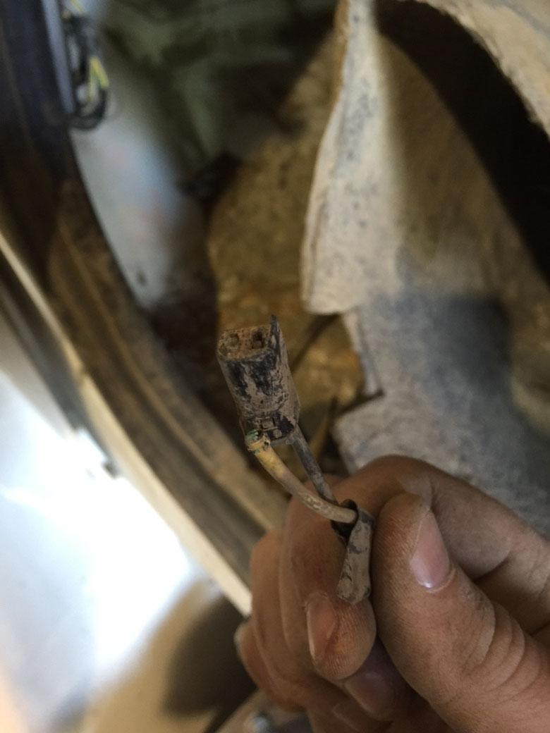 medium resolution of park brake wiring 2