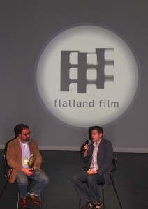 "Chris Eska talks about his most recent film, ""The Retrieval"" at the Flatland Film Festival."