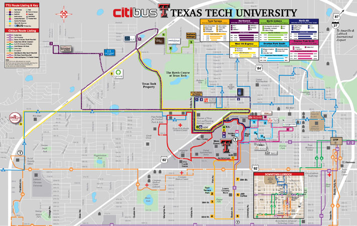 Texas Tech Bus System Under Scrutiny By Students | The Hub@TTU