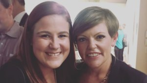 Sydney Cox, a senior communications major, saw Dixie Chick's Natalie Maines on Sept. 17. Cox's family is friends with the Maines's.