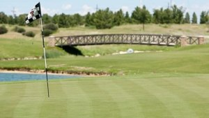 The Rawls Golf Course is considered one of the best in the state. Picture provided by Texas Tech Athletics.