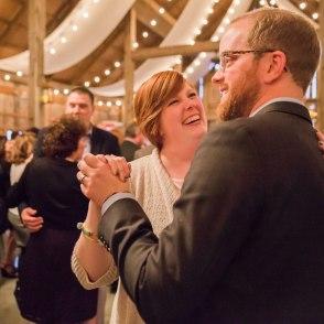 Keene and his wife, Joanna. Photo source: Justin Keene