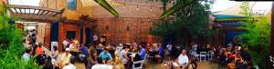 McPherson's Patio Night