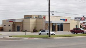West Texas ER is another freestanding ER center here in Lubbock. It is located at 7905 Milwaukee Ave.