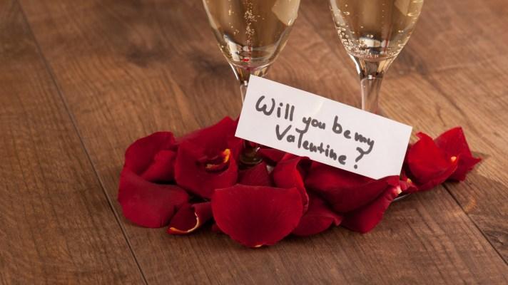 Dear St. Valentine