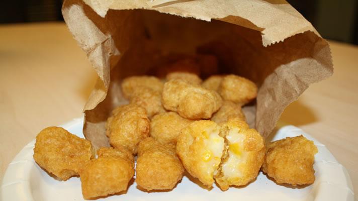 Finding The Golden Corn Nugget The Hub Ttu
