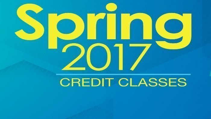Spring 2017 Classes