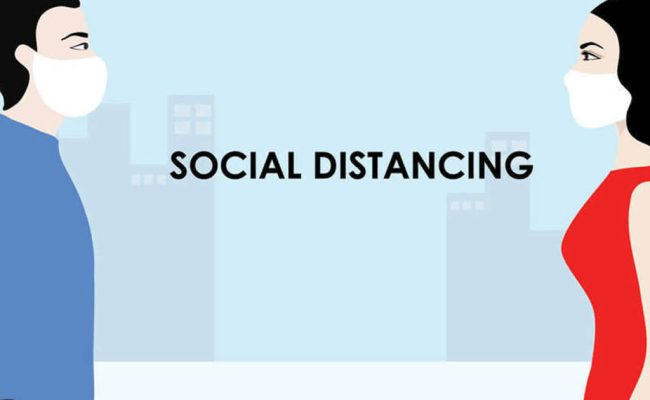 Social Distancing At Utc Unit Trust Corporation