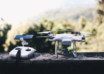 drone & its controller