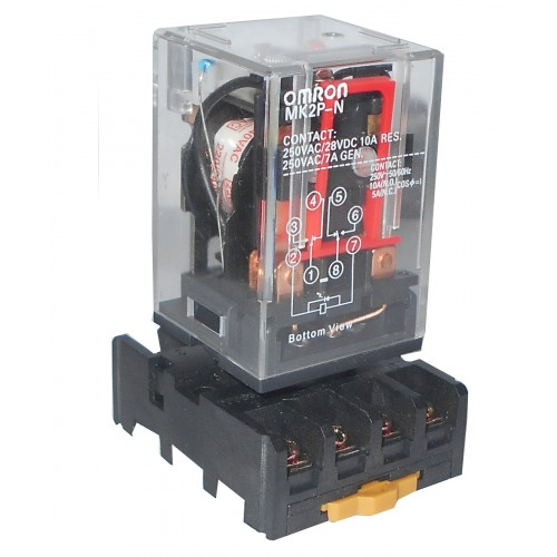 Circuit Board Capacitor Speaker Contact Relay By Highdesertrust