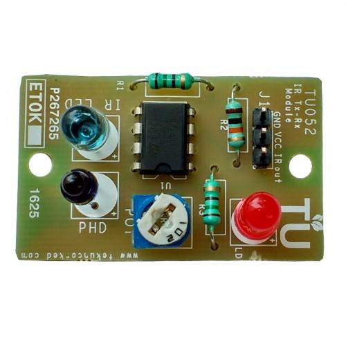 Lm567 Infrared Transmitter Circuit
