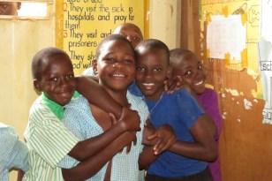 Tugende Together - Besuche der Patenkinder