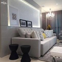 Sofas Modernos Para Salas Pequenas Room Sofa Pics Decoração De Sala Pequena: 50+ Fotos E Truques Profissionais