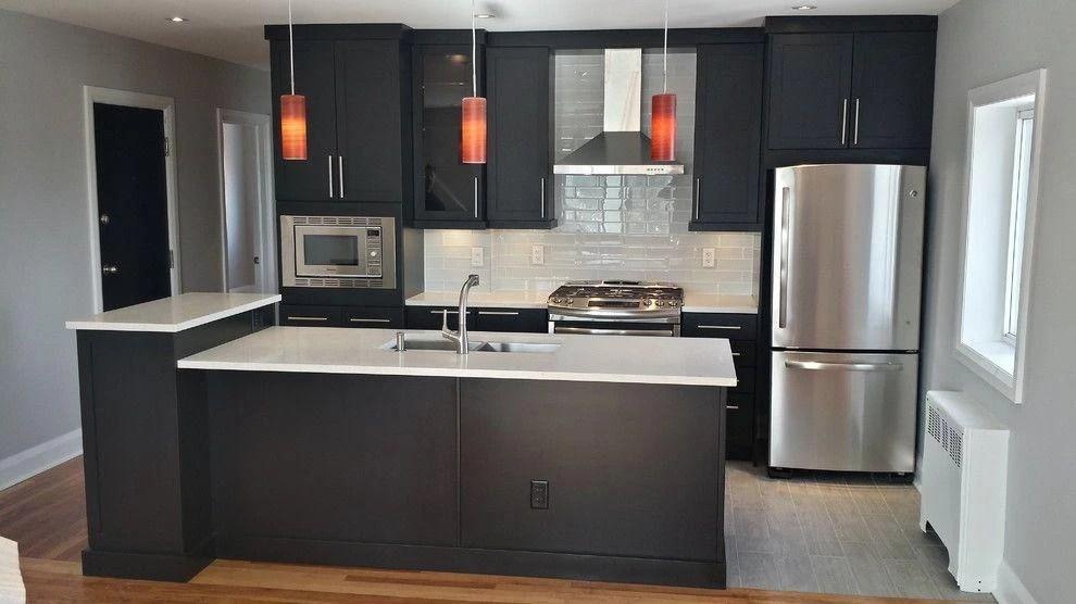 Como montar e decorar uma cozinha americana elegante