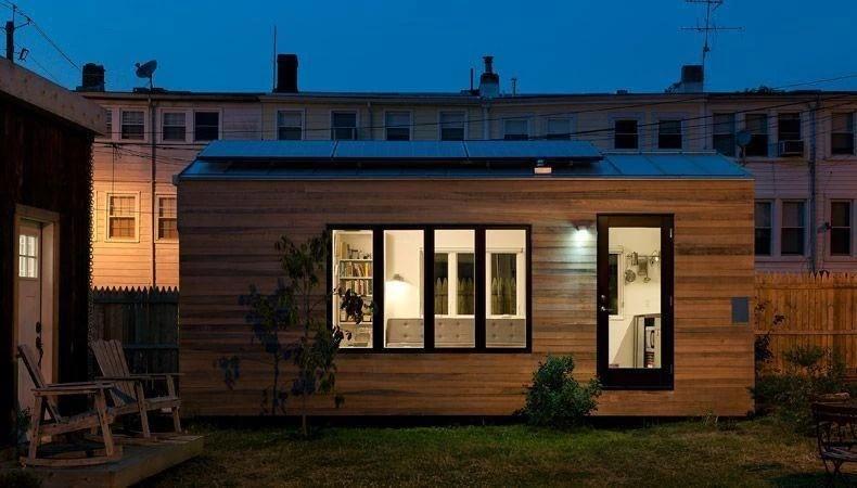 Foto: Reprodução / Minim Homes