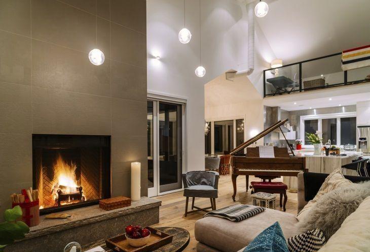 furniture placement in a rectangular living room rustic beach ideas sala para dois ambientes: melhor forma de ampliar espaços