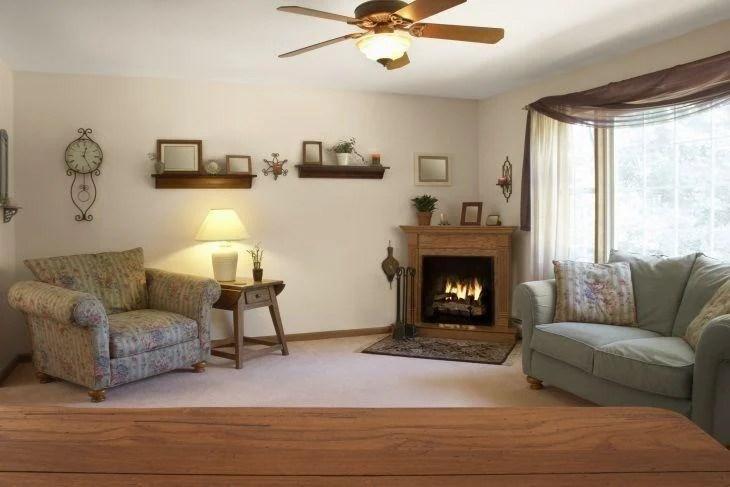 Sala para dois ambientes a melhor forma de ampliar espaos