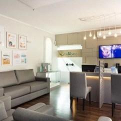 Sofa Cinza E Almofadas Coloridas Furniture Building Plans Sala Decorada: 140 Ideias Apaixonantes Que Podemos ...