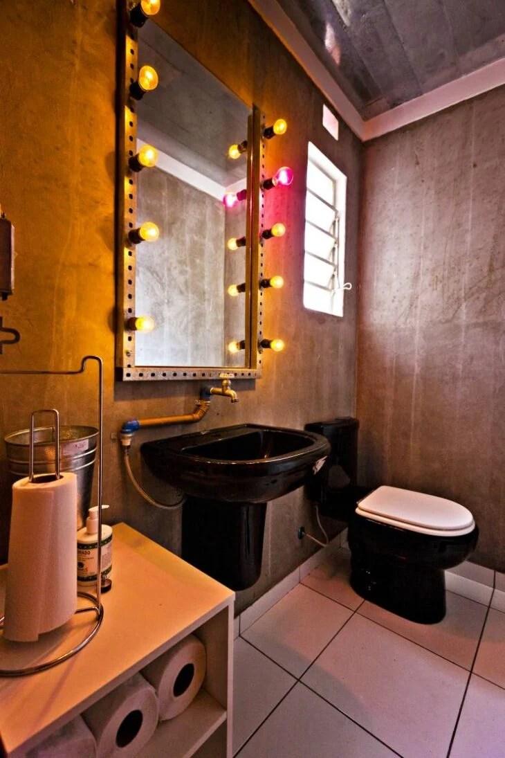 Espelhos para banheiros 50 inspiraes para trazer charme