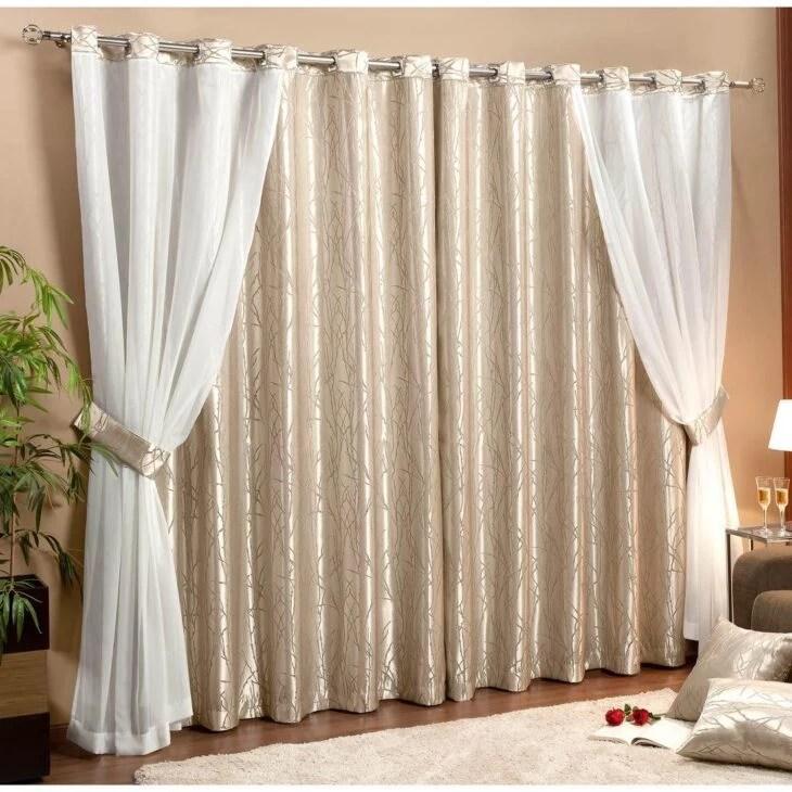 45 modelos de cortina voil branca para ambientes clssicos
