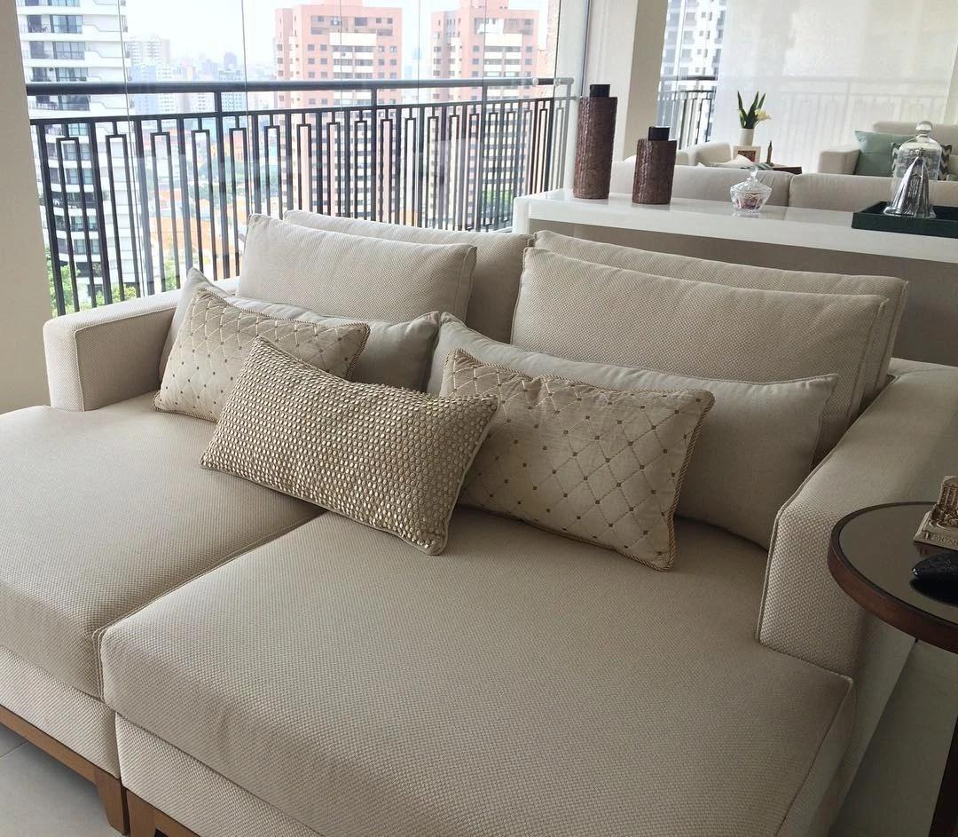 ver sofas no olx do es grey modern sofa 60 modelos de sofá para deixar sua sala mais confortável e