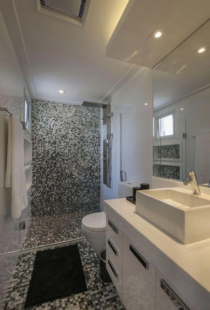 65 banheiros com pastilhas decorados para voc usar como