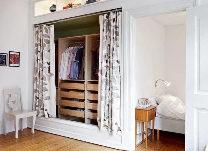 63 maneiras criativas de usar cortinas sem ser
