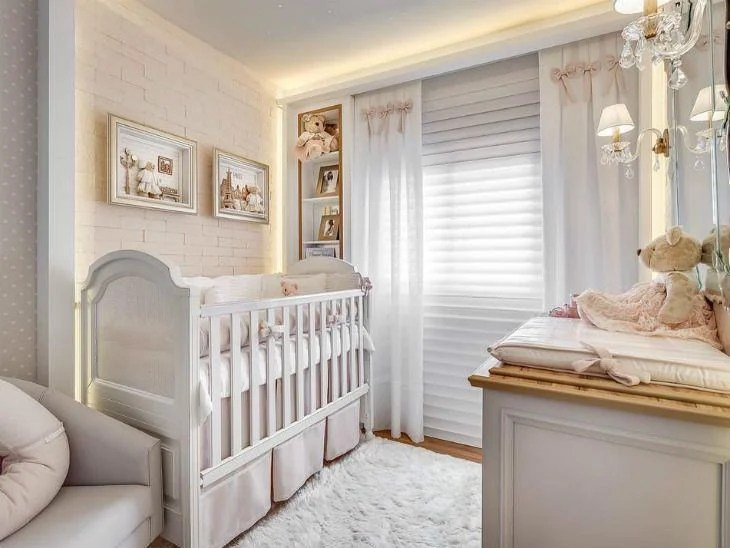 30 fotos de quarto de beb feminino que voc vai ficar