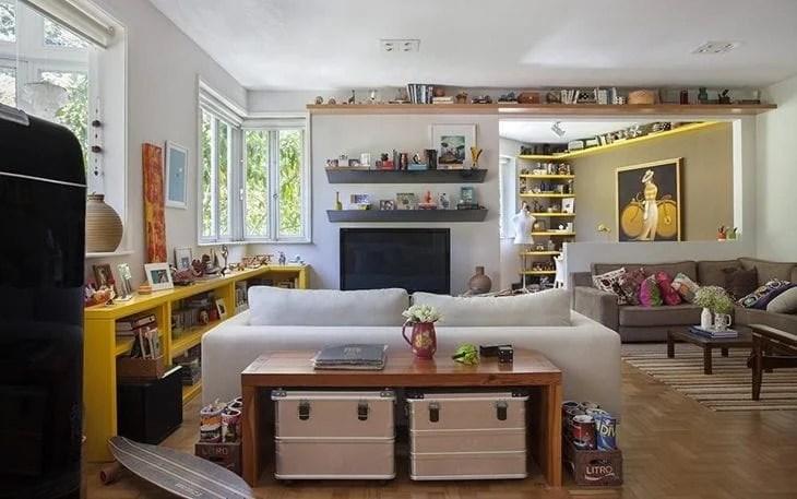 75 ideias para decorar e aproveitar melhor o espao atrs