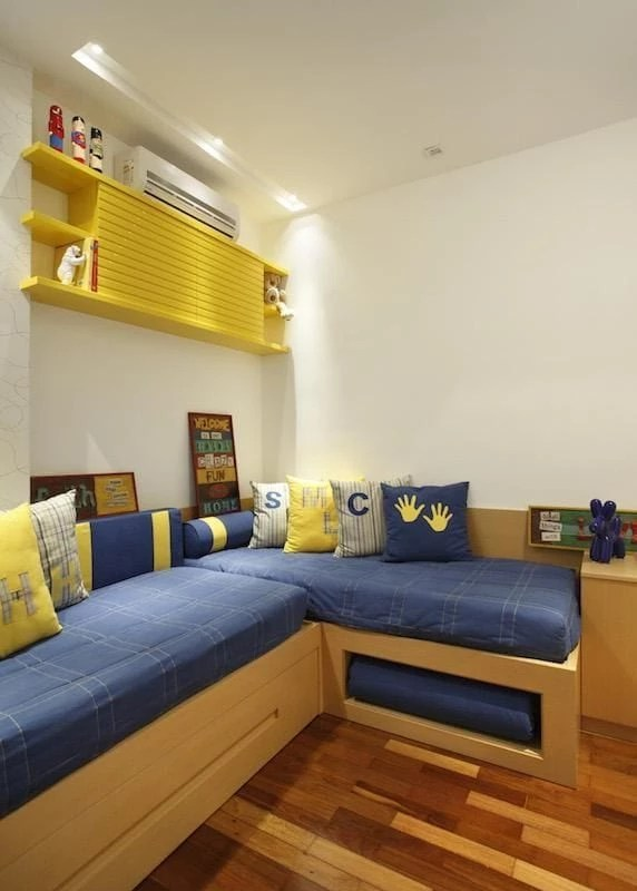 80 quartos de criana decorados e perfeitos para estimular