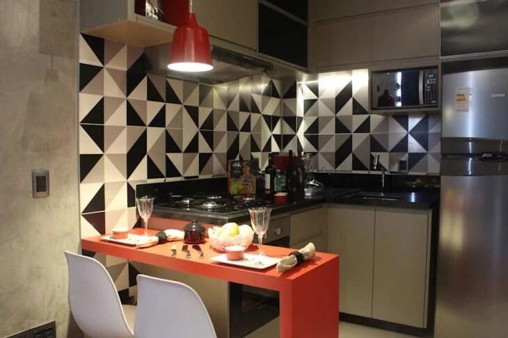 Lustre para a cozinha 80 inspiraes para todos os gostos