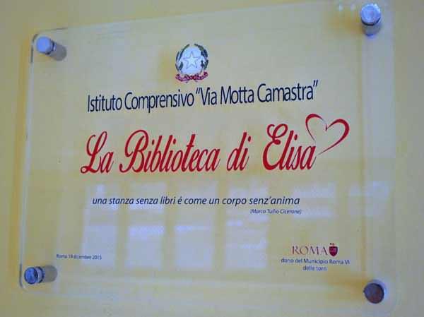 Biblioteca di Elisa