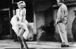 Marilyn Monroe mostra a Roma