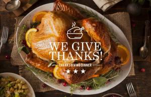 thanksgiving day roma