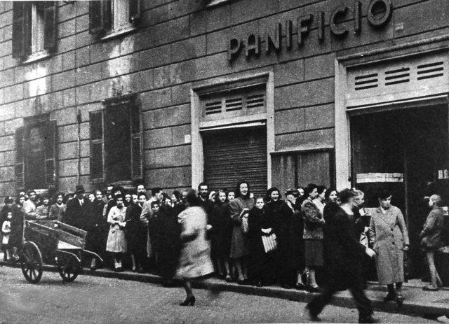 25 aprile resistenza donne a roma
