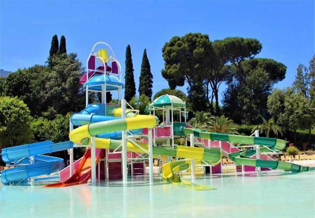 parchi acquatici roma