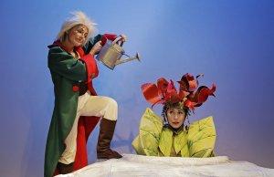 teatro per bambini roma le maschere