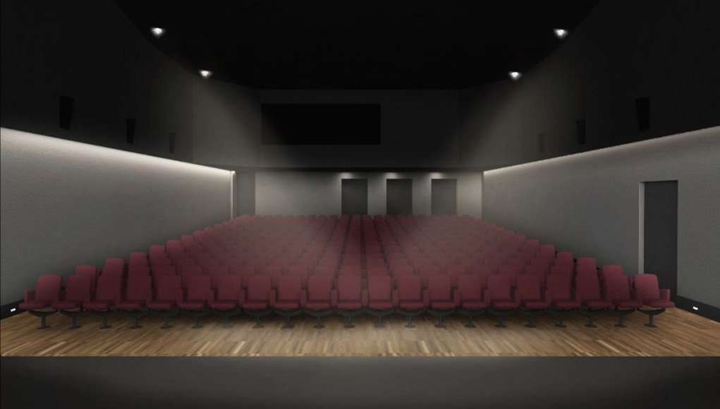 cinema troisi