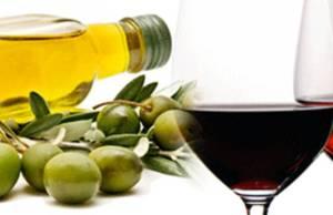 olio vino novello