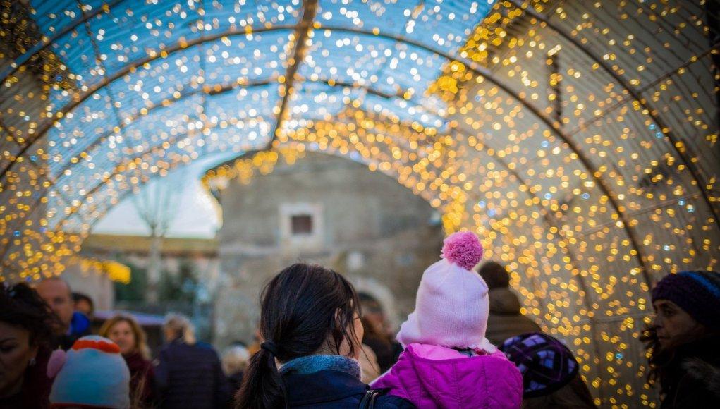 cosa fare a Natale con i bambini a Roma