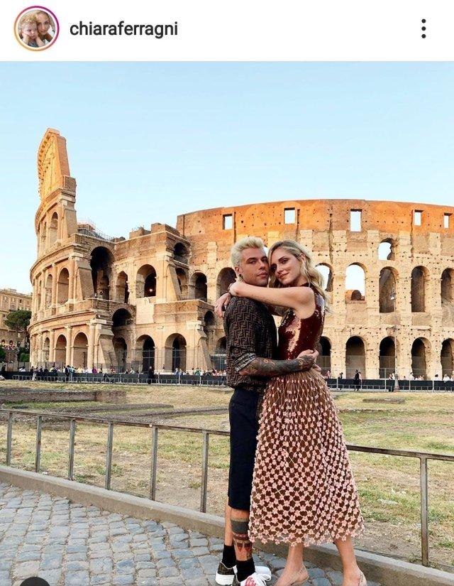 Ferragnez Roma