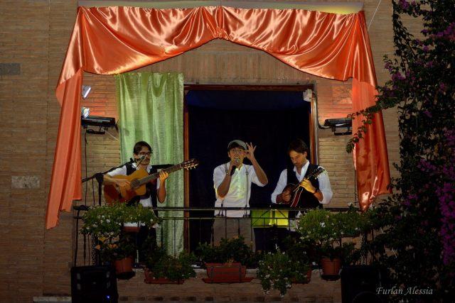 balcone in musica