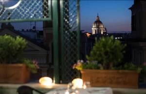terrazza ciampini roma
