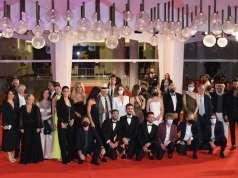 venezia 78 filming italy award