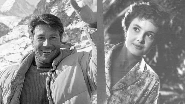 Walter Bonatti Rossana Podestà storia vera amore