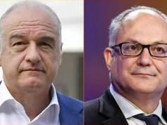 Roberto Gualtieri sindaco di Roma Michetti Gualtieri