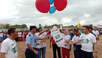 Kemenpora RI Buka Gala Desa 2019 Malra