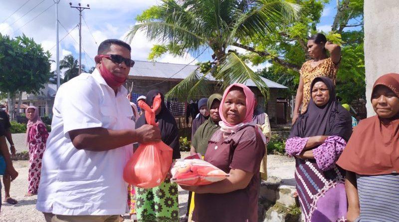 Wakil Ketua DPRD Malra, Albert Efruan