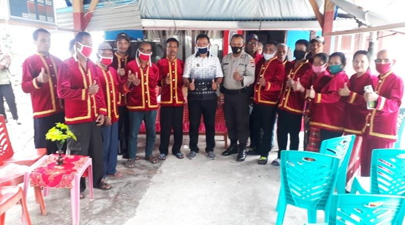 Raja Meumfit Kei Besar Sosialisasi Hukum Adat Kei Larvul Ngabal di Ohoi El Kei Besar