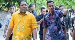 Walikota Tual Dan wakil walikota Tual